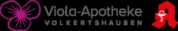 Viola-Apotheke Volkersthausen Logo