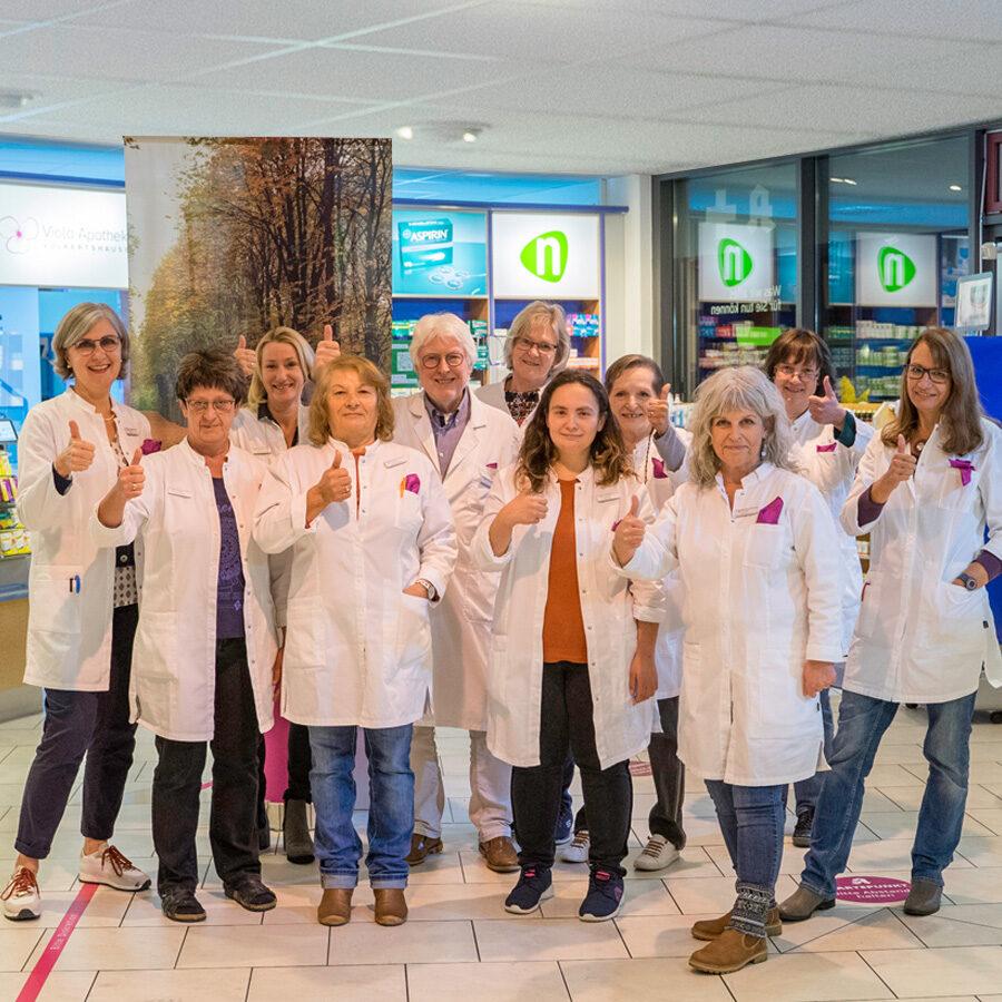 Team Viola Apotheke